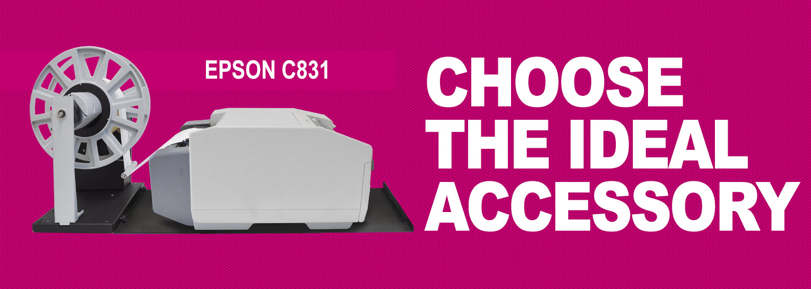Accesories for Epson C831