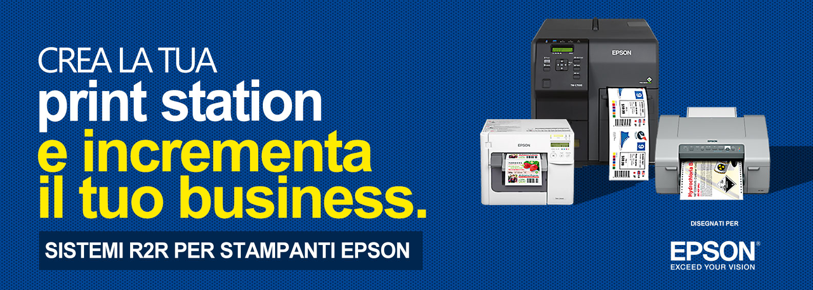 DPR designed for Epson