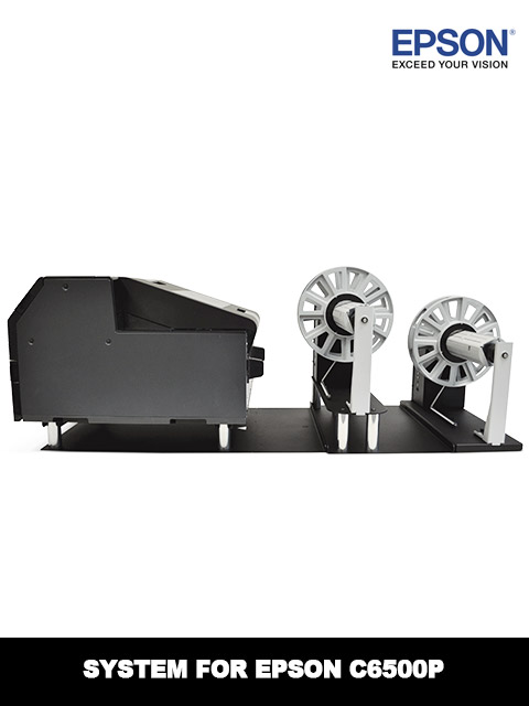 roll to roll system for Epson C6500P